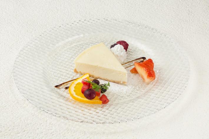 チーズケーキ 480円(税別)